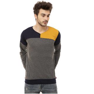 Ample Multicolor  Casual Men's T-Shirt