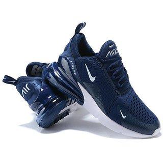 Buy Nike Air Max 270 Blue Running Shoe