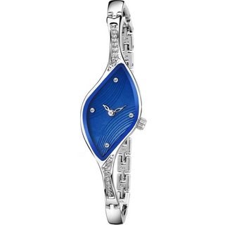 Meia SIMPLE AND SOBER LOOK SUPPER FINE ANALOG WATCH FOR WOMEN WITH 6 MONTH WARRANTY