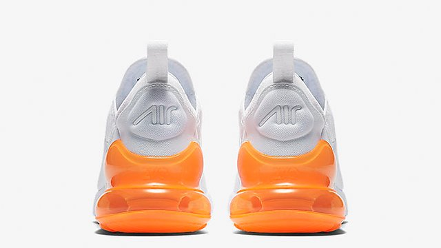 White Air Nike Shoe Max 270 Running D9IYWEHe2