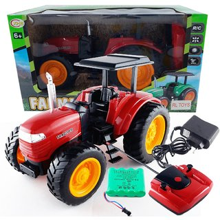 VToys Farmer Car Tractor Remote Control Toys