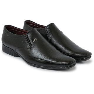 LishTree Men's Black Formal Shoe