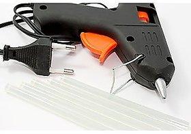 High Performance 40 Watt Hot Melt Glue Gun with 5 Glue Sticks Free