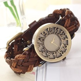 Bab Analogue Brown Dial Watch For Women 001