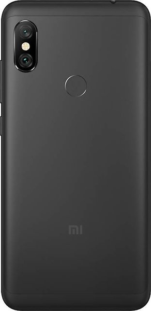 Redmi Note 6 Pro (Black, 64 GB) (4 GB RAM)