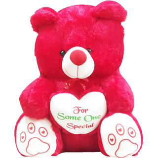 Shreebalaji Toys Teddy Bear - Soft Teddy Bear - Valentines Day Special - Baby Toys - Soft Toys For Baby - Height - 44