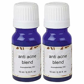 Herbline Anti Acne Blend Aromatherapy 10ml-Pack Of-2