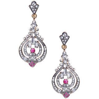 Voylla Punjabi Style Bling Earrings