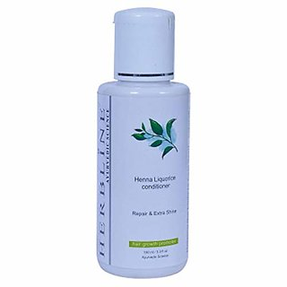 Herbline Henna Liquorice Conditioner 100ml