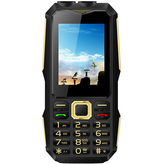 I Kall K41 1.8 Inch Big Torch with Powerbank multimedia feature Phone
