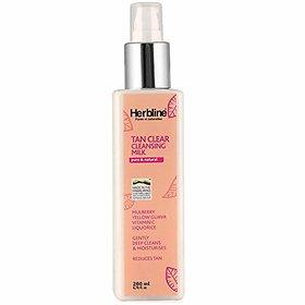 Herbline Tan Clear Cleansing Milk 200ml