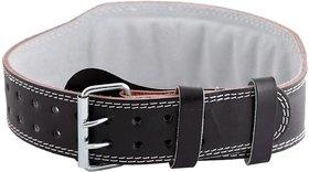 Vk Weight Lfting Leather Gym Belt