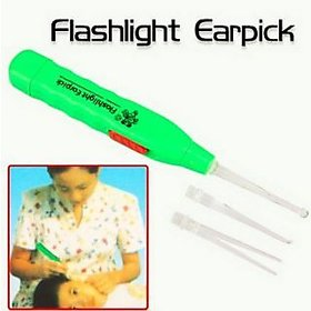 Ear Wax Removal / Cleaner With Flash LED Set Of 4