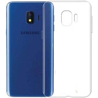 wholesale dealer e301c 324ee Samsung Galaxy J2 Core Transparent Back Cover Standard Quality