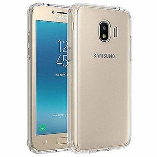 san francisco 5ecf1 baf0b Samsung Galaxy J2 Pro (2018) Transparent Back Cover Standard Quality