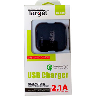 Target Dock Charger USB For iPhones 2 1 Amp 3 0 Fast charge