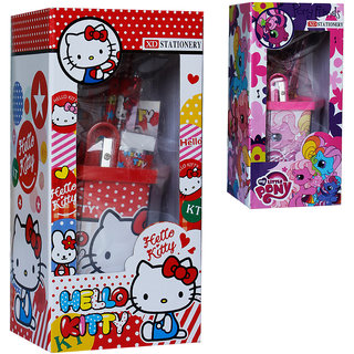 Toys Factory Hello Kitty Baby Stationery Set Colour May Vary
