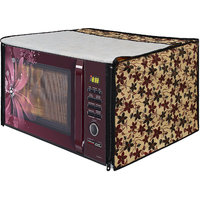 Glassiano Microwave Oven Cover for Haier 20 Litre Convection Microwave Oven HIL2001CSPH