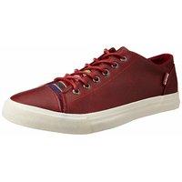 U.S Polo Assn. Men Maroon Sneakers
