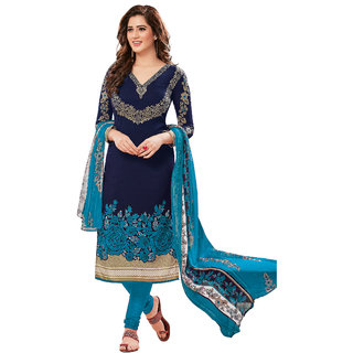 Women Shoppee's Stylish Synthetic Unstitched Salwar Suit Dupatta Material