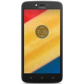 Motorola Moto C (1 GB,16 GB,Starry Black)