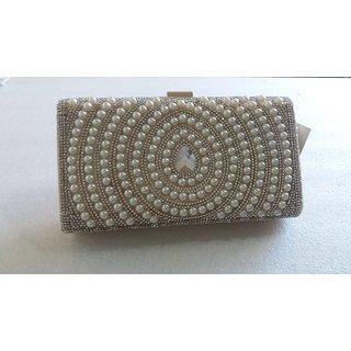ac8a7fcb09f Buy Ahs Arts Golden Sling Bag For Women Party Online - Get 58% Off