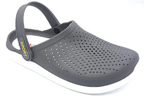 Pampys Angel Men Grey Clogs Sandal