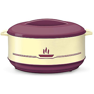 Chapati insulated Casserole Hot Pot for Roti/Chapati Hot Box Chapati Box/Casserole Set/Bread Container 3500ML
