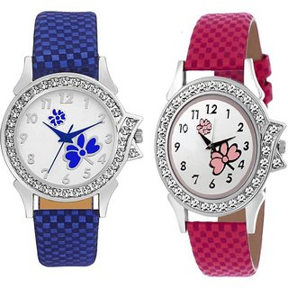 TRUE CHOICE SIMPLE AND SOBER GOOD LOOK ANALOG WATCH FOR WOMEN WITH 6 MONTH WARRANTY