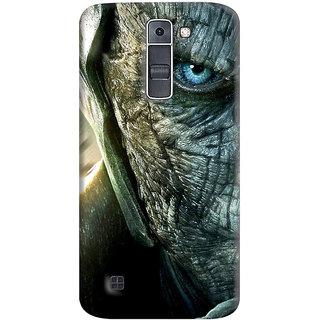 FurnishFantasy Mobile Back Cover for LG K10 - Design ID - 0043