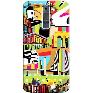 FurnishFantasy Mobile Back Cover for LG K7 - Design ID - 1649