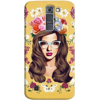 FurnishFantasy Mobile Back Cover for LG K7 - Design ID - 1654