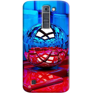 FurnishFantasy Mobile Back Cover for LG K7 - Design ID - 0300