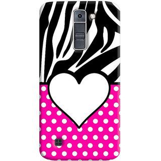 FurnishFantasy Mobile Back Cover for LG K7 - Design ID - 1023