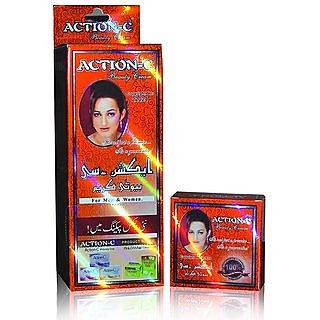 Action C Beauty Cream