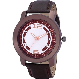 TRUE CHOICE SIMPLE AND SOBER GOOD LOOK 665 ANALOG WATCH FOR MEN WITH 6 MONTH WARRANTY