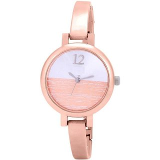 Meia SIMPLE AND SOBER GOOD LOOK 364 ANALOG WATCH FOR WOMEN WITH 6 MONTH WARRANTY