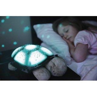 Turtle Night Light Star Child Sleeping Projector Lamp Night Lamp