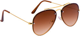 TheWhoop Premium UV Protected Goggles Aviator Sunglasses For Men And Women