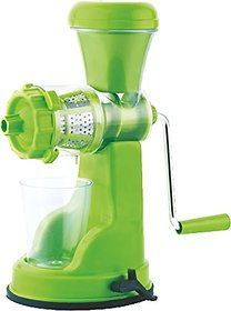 Meet High Quality Fruit and Vegetable Juicer, Green