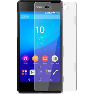 Tempered Glass For Sony Xperia M5 Dual Standard Quality