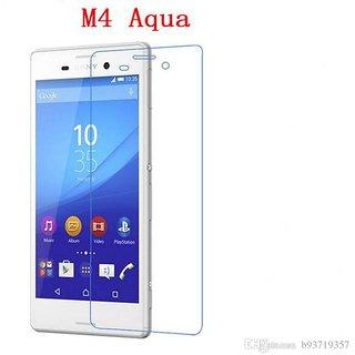 Tempered Glass For Sony Xperia M4 Aqua Standard Quality