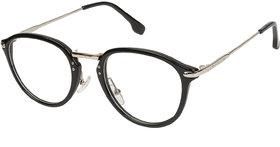 Arzonai Madeleine Square Black-Transparent UV Protection Sunglasses For Men & Women |MA-3099-S1|