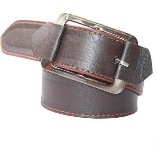 PU Leather Belt For Men's (Synthetic leather/Rexine)