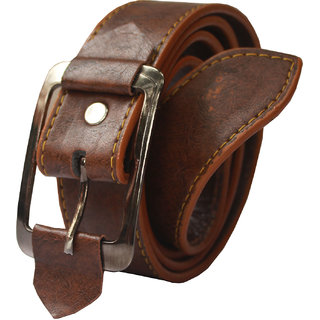 29K Artificial Leather Belt For Men's (Synthetic leather/Rexine)