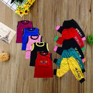 Om Shree Cotton Hosiery Sleeveless Pyjama (Pack of 5)