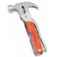 AC Atoms 10 In 1 Stainless Steel Multi-Function Hammer Tool Kit