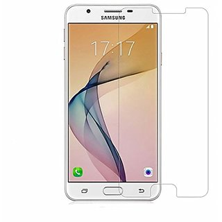 Samsung J7 Prime Unbreakable Screen Protector with Hammer Proof Protection Impossible Screen Guard Scratch Resistant