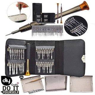 DIY Crafts Multi Use Screwdrivers Opening Repairing Tools Gadget Pc Note Watch X