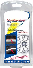 DIY Crafts Alloy Wheel Repair Kit, Fix Surface Damage on Alloy  Steel Wheels(Pack of 13 pcs)